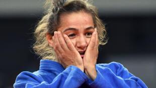 La judokate kosovare Majlinda Kelmendi a remporté l'or en -52 kg.