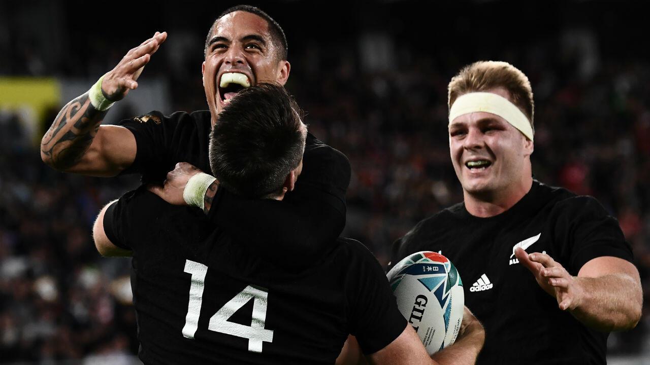Les All Blacks ont terminé la Coupe du monde 2019 sur une bonne note.
