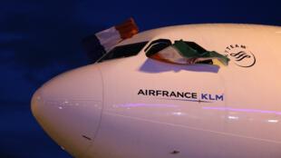 كانت إير فرانس قد استأنفت رحلاتها إلى إيران عام 2016.