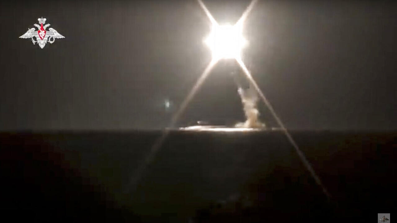 , Will Russia's hypersonic missile test relaunch Cold War-style arms race?, The World Live Breaking News Coverage & Updates IN ENGLISH