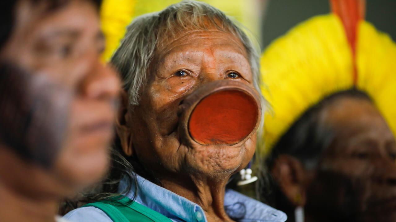 Brazil indigenous leaders sue Bolsonaro for killings and ecological destruction