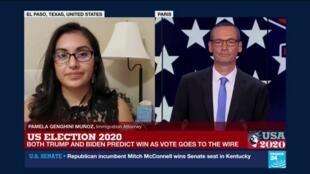 2020-11-04 09:18 Immigration advocates fear second Trump term
