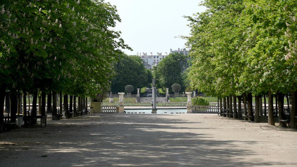 Parfum de liberté en France avec la réouverture des parcs et jardins