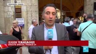 """2020-06-28 20:19 Municipales 2020 : Louis Aliot élu à Perpignan """"la fin d'un cycle"""""""