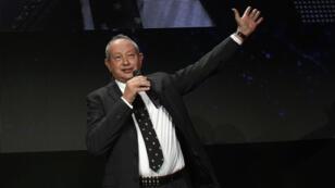 Naguib Sawiris est le deuxième homme le plus riche d'Égypte, avec une fortune estimée à plus de 4milliards de dollars.