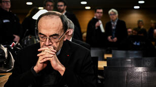"""Après deux mois de procès devant le tribunal correctionnel de Lyon, le cardinal Barbarin a été condamné, le 7 mars, à six mois de prison avec sursis pour """"non-dénonciation"""" d'actes pédophiles."""