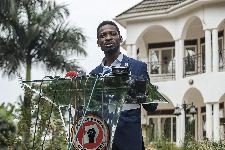 UGANDA BOBI WINE ELECTION