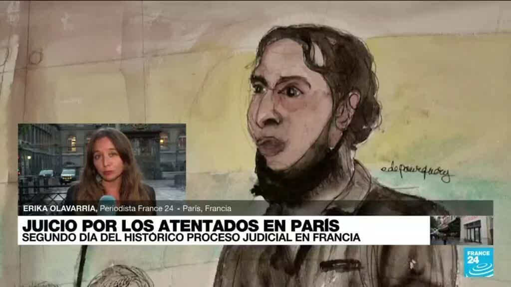 2021-09-09 22:06 Informe desde París: el juicio continuó con el análisis de las nuevas víctimas civiles