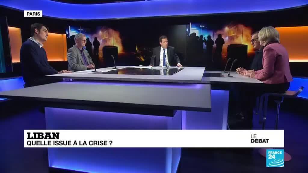 2020-01-20 19:10 LE DÉBAT - Liban : quelle issue à la crise ?