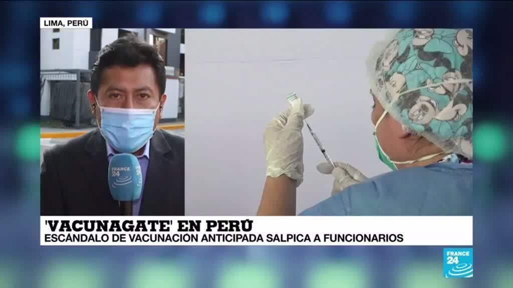 2021-02-17 00:01 Informe desde Lima: Martín Vizcarra sabía que la vacuna no era parte de los ensayos clínicos