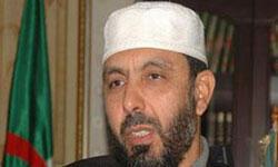 أحمد جاب الله زعيم جبهة العدالة والتنمية غير المرخص