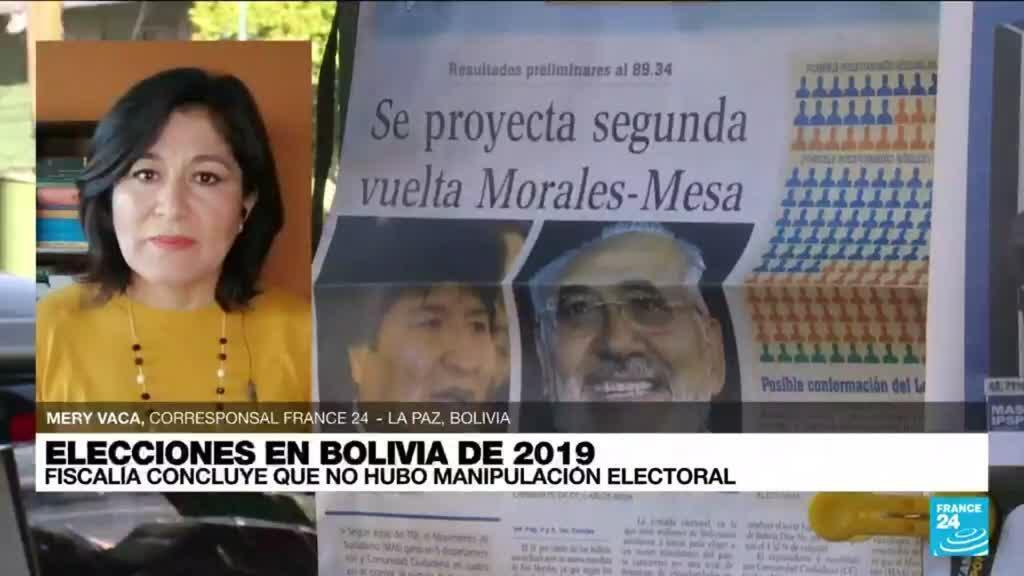 """2021-07-28 03:04 Informe desde La Paz: oposición a Evo Morales sostiene que """"hubo fraude"""" en los comicios de 2019"""