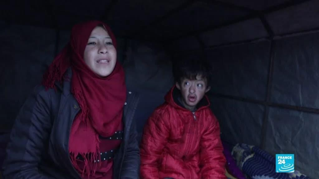 2021-03-11 13:42 Siria: a 10 años de la guerra civil, casi la mitad de los jóvenes ha perdido a un familiar
