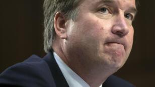 Brett Kavanaugh devant la commission judiciaire du Sénat américain, le 5 septembre 2018.