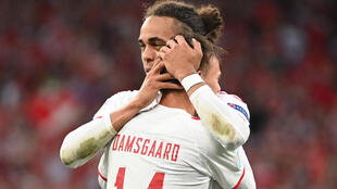 Euro-2021 football danemark russie