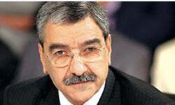 سعيد سعدي مؤسس حزب التجمع من أجل الثقافة والديمقراطية المعارض