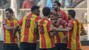 L'Espérance de Tunis a égalisé face au Wydad Casablanca à 11minutes de la fin(1-1).