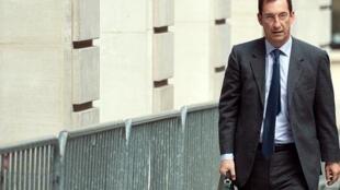 Pierre Mongin, ancien chef de cabinet de Balladur à Matignon