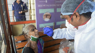 India has recorded the world's biggest daily increase in coronavirus infections, with 78,761 new cases reported on August 30, 2020