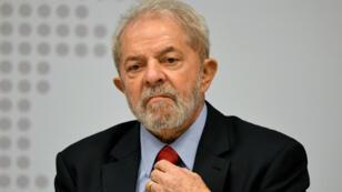 الرئيس البرازيلي الأسبق لويس إيناسيو لولا دا سيلفا.