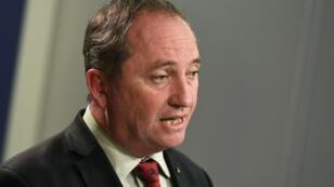 نائب رئيس الوزراء الأسترالي المقال بارنابي جويس
