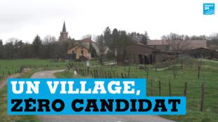 Le 15 mars prochain, le village de Châtenois, dans l'est de la France, ne présentera aucun candidat pour les élections municipales.