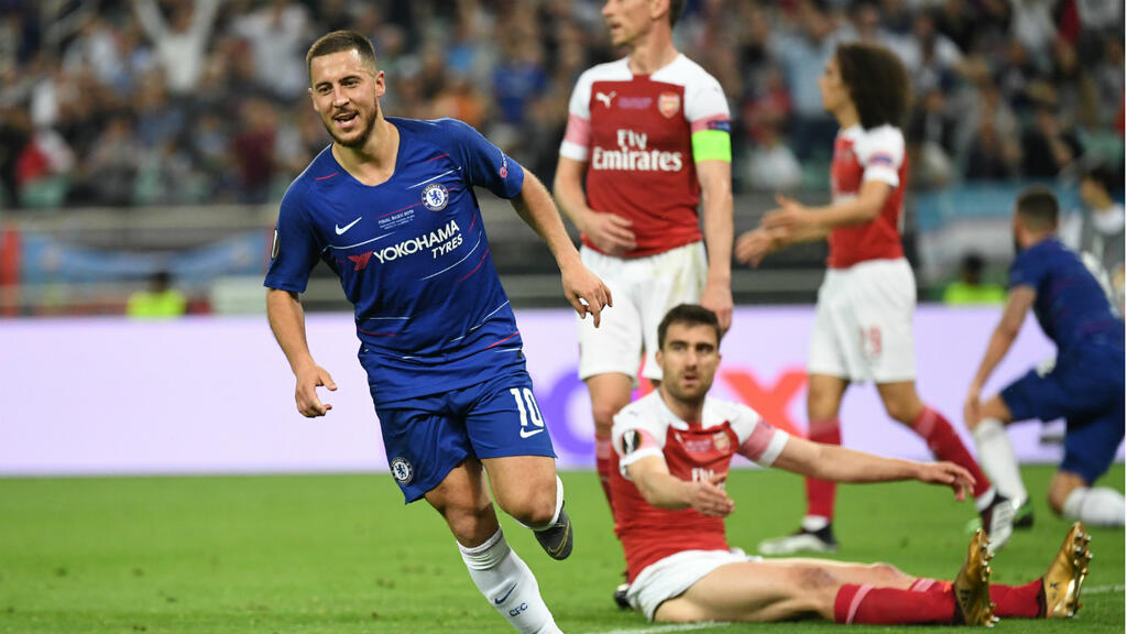Hazard Scores Brace As Chelsea Thrash Arsenal 4 1 To Win