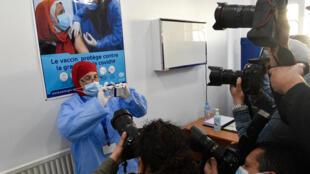 Algeria-Covid-Vaccine