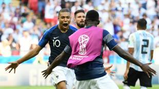 Francia busca su segunda Copa Mundial en su historia