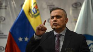 VENEZUELA - AG- TAREK WILLIAM SAAB