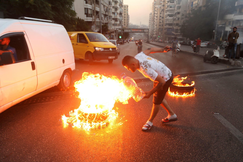 LEBANON-CRISIS