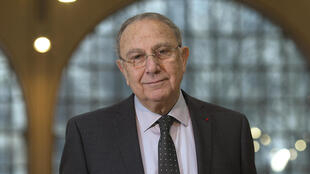 Pierre Aidenbaum, le 20 février 2014 à Paris
