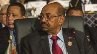 صورة أرشيفية للرئيس السوداني عمر البشير