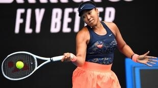 Naomi Osaka started her Australian Open campaign with an easy win