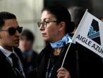 AigleAzur: AirFrance et easyJet jettent l'éponge, plus que quatre candidats à la reprise