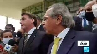 2020-05-08 12:11 Covid-19: Brazil becomes one of the worst hit countries as Bolsonaro pushes against lockdown measures