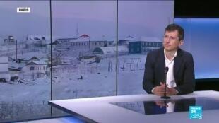 """2020-03-06 13:19 """"Dans les camps de Vladimir Poutine"""" : enquête au cœur des colonies pénitentiaires de Russie"""