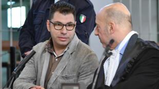 Valentino Talluto, comptable de profession, a été arrêté en novembre 2015.