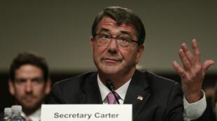 Le secrétaire américain à la  Défense Ashton Carter a confié, lors d'une audition devant la Commission des forces armées du Sénat, que seuls 60 rebelles syriens bénéficient de l'entraînement américain.