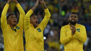 La Seleçao a remporté son tout premier titre olympique en football chez les hommes.