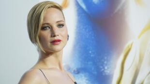 Jennifer Lawrence est l'une des célebrités dont des photos privées ont été publiées en ligne.
