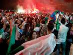 CAN-2019 : de Lille à Marseille en passant par Paris, la joie des supporters de l'Algérie
