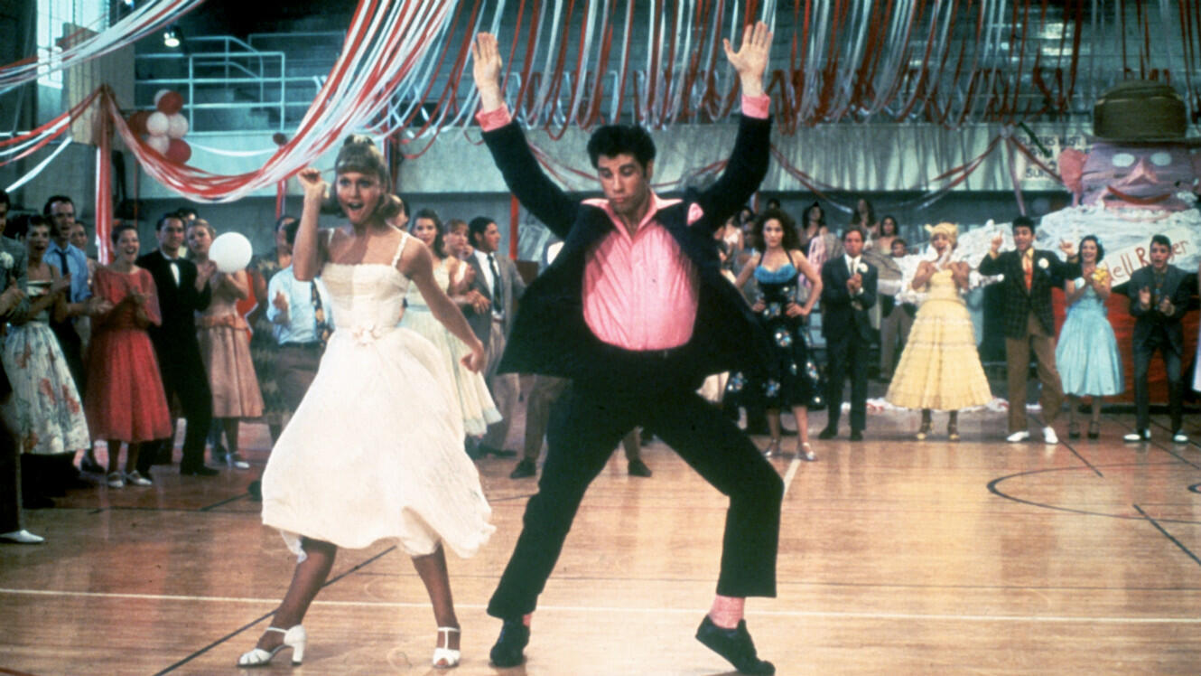 """""""Grease"""" (1978)."""