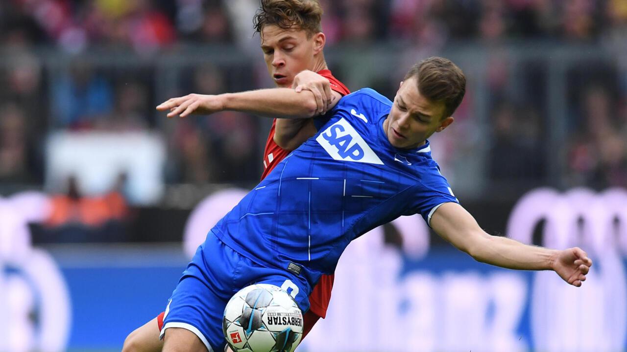Hoffenheim's Geiger ends goal drought in Bremen draw