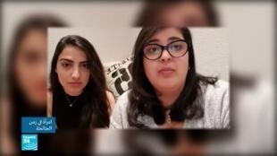 ندى عاطف: يوميات طالبة بعيدا عن عائلتها في المغرب