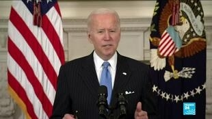 2021-03-03 08:33 Biden vows enough vaccine for all US adults by end of May