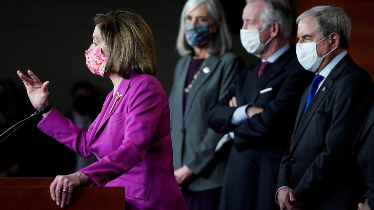 US Congress passes $1.9 trillion coronavirus relief package in key win for Biden