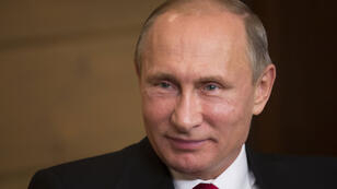 Le président russe Vladimir russe sacré l'homme le plus puissant du monde par le classement Forbes 2015.