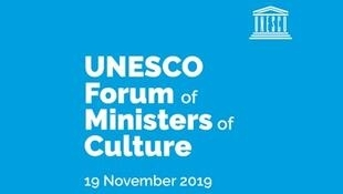 UNESCO Forum of Minsters of Culture Anglo F24