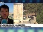 Regain de tension sur l'esplanade des Mosquées, au premier jour de l'Aïd